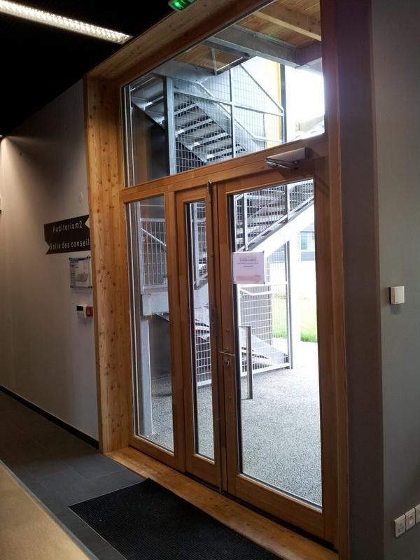 Menuiserie ext rieure portes for Menuiserie exterieure